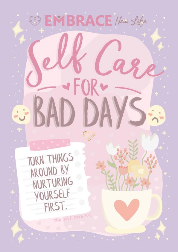 ENL Teen Self Care Guide
